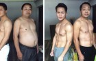 Un'intera famiglia si allena ogni giorno per 6 mesi e documenta la sua profonda trasformazione