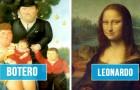 Guide ironique pour reconnaître les peintres les plus célèbres de l'histoire selon leur style incomparable