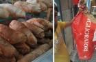 A Ercolano c'è un fornaio che ogni sera regala il pane invenduto ai poveri