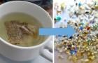 Uno studio scientifico ha scoperto la presenza di microplastiche in alcune bustine solubili di tè