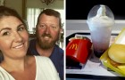 On her anniversary, her husband takes her to dinner at McDonald's and she explains why she feels like a queen