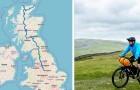 De l'Angleterre à l'Écosse à vélo : une piste cyclable de 1 300 km de long a été ouverte