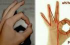 Die OK-Geste hat in den USA aufgrund ihrer rassistischen Implikationen eine negative Bedeutung angenommen