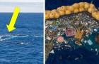 The Ocean CleanUp : le système de captage des matières plastiques est enfin opérationnel et a commencé à nettoyer les océans