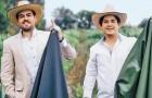 Ces deux entrepreneurs créent un faux cuir écologique durable dérivé des propriétés du cactus mexicain