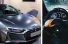 Audi-bestuurders neigen er het meest naar om negatief gedrag te vertonen: een studie onthult het
