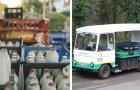 Om de consumptie van plastic te verminderen, wordt in Londen weer melk in glazen flessen geleverd