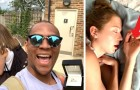 For an entire month, this young man proposed to his girlfriend without her even noticing