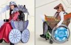 Dit bedrijf maakt Halloween-kostuums voor kinderen in rolstoelen, tegen alle verschillen in