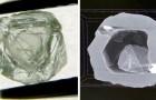 In Sibirien wurde ein sehr seltener Diamant mit Matrioschka-Effekt entdeckt: Er enthält einen kleineren Diamanten im Inneren