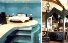 11 bedden in originele stijl waar je heerlijk of onrustig in kunt slapen