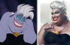 Un artista ha immaginato come sarebbero i personaggi di alcuni film Disney se vivessero nel mondo reale