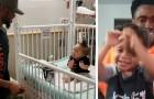 Den här pojken med Downs syndrom bekämpade leukemi vid 3-års ålder och nu dansar han lycklig tillsammans med sin pappa