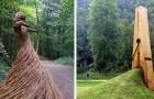 Kunst in der Natur: 15 Fotos von genialen Installationen und Außenskulpturen