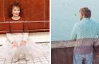 Après 5 ans et de nombreuses heures de tricot, ce photographe obtient des clichés curieux de