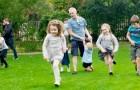 Il parco è il posto migliore dove lasciare che i nostri figli sviluppino i valori della vita futura