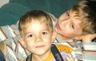 Zweitgeborene Söhne könnten mit größerer Wahrscheinlichkeit in Schwierigkeiten geraten: Eine Studie sagt das