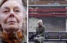 Elke dag wacht deze vrouw op de metro om alleen de opgenomen stem te horen van haar overleden man