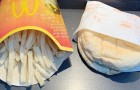 Dies ist der letzte Hamburger, der von McDonald's in Island verkauft wurde: Seit 2009 ist er noch völlig intakt