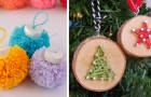 Lavoretti di Natale con gli scampoli di lana: 15 idee creative all'insegna del riciclo