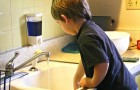 According to psychologists, assigning children household chores might help them become responsible much sooner in life