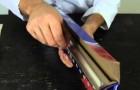 Un secreto se esconde en la confeccion del aluminio y pelicula transparente, lo conocian?