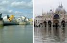 Von Holland bis in die Vereinigten Staaten: Diese Länder können Venedig beibringen, wie man sich gegen Wasser verteidigt