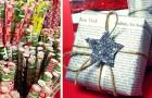 Emballer des cadeaux dans du papier journal : un geste utile pour un Noël durable