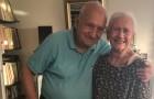 Il a 90 ans et elle 89 ans : ces anciens amis se sont retrouvés après 70 ans et maintenant ils sont heureux en amour