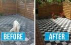 27 Bilder von stark verschmutzten Objekten, die durch gründliche Reinigung wieder zum Leben erweckt wurden