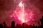 Italie : dans le village de Collecchio on utilise des feux d'artifice à bruit réduit pour respecter les animaux