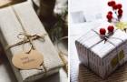 Envolver los regalos de Navidad con el papel de diario: es una idea original y ayuda al medio ambiente