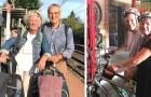 Vendem tudo e saem para dar a volta ao mundo: este casal aposentado realiza o sonho da sua vida