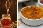 Miele e curcuma: come preparare un efficace sciroppo 100% naturale contro i mali di stagione più lievi