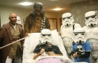 Disney permette a un uomo con una malattia terminale di vedere il nuovo Star Wars prima che esca nelle sale