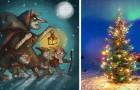 La leggenda di Grýla, la strega del Natale islandese che terrorizza tutti i bambini durante le festività