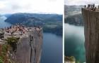 Le Preikestolen en Norvège : un belvédère vertigineux à 600 mètres d'altitude, une destination pour des milliers de touristes