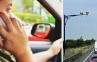 L'Australia attiva speciali telecamere con intelligenza artifciale per rilevare chi usa il telefono alla guida