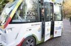 A Merano arriva su strada il bus elettrico senza autista: il primo test del genere in Italia