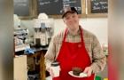 Den här autistiska pojken bestämmer sig för att öppna ett café efter det att ingen velat anställa honom