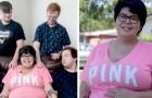 Uma jovem de 20 anos está grávida mas ama 4 homens: eles decidiram criar o bebê todos juntos
