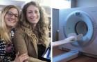 Zwei italienische Ingenieurinnen haben einen Algorithmus entdeckt, der die von einem CT-Scan absorbierte Strahlung halbiert