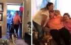 Ze woont 2 jaar met haar honden in de auto: de hele gemeenschap komt in actie om een nieuw huis voor haar te kopen