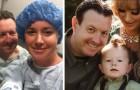 Si conoscono online e si sposano: quando lui si ammala, lei scopre di essere compatibile per donargli un rene