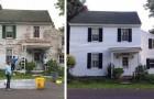 Ela não tem dinheiro para reformar a sua casa: os vizinhos ajudam a senhora com as obras
