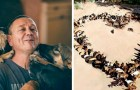 This generous man has saved over 1000 stray dogs from death by giving them refuge in his animal shelter
