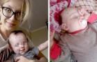 Un sacerdote si rifiuta di battezzare questa neonata perché crede che il suo neo sia contagioso