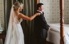 The bride decides to do a