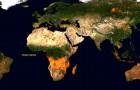 Ein ESA-Film zeigt alle von den Bränden im Jahr 2019 verwüsteten Gebiete auf der Erde