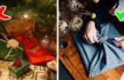Furoshiki : l'ancienne méthode japonaise pour emballer les cadeaux dans des tissus colorés et éviter le gaspillage inutile de papier